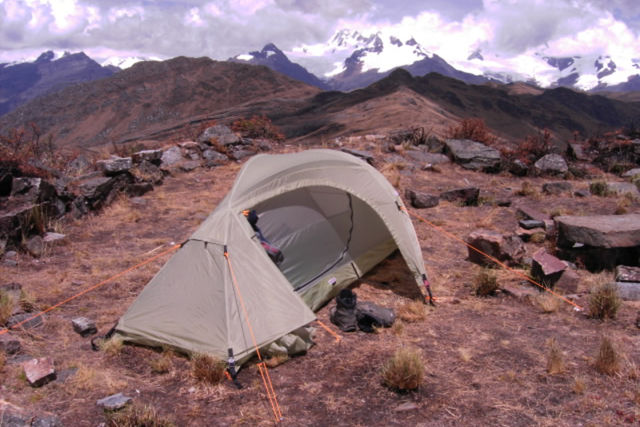 Marc´s Kajaktrips around the globe Wechsel Tents | Zelte