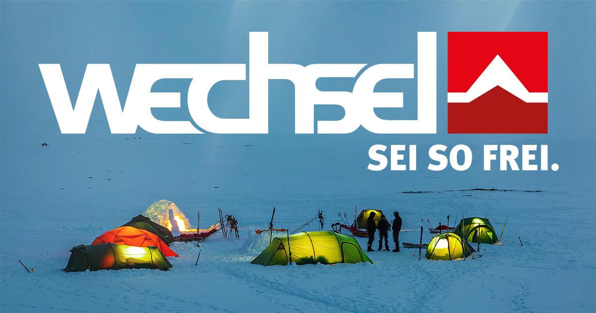 Zelte - Wechsel Tents